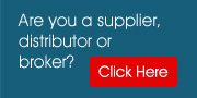 Are you a supplier, distributor or broker?